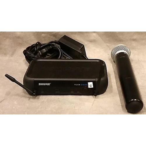 Shure PGXD2/SM58X8 Dynamic Microphone-thumbnail