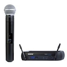 Shure PGXD24/SM58 Digital Wireless System with SM58 Mic