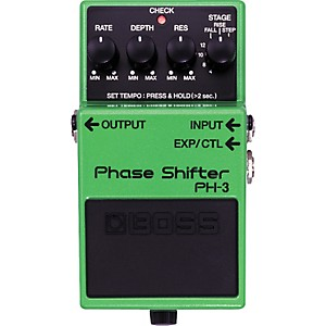 Boss PH-3 Phase Shifter Pedal by Boss