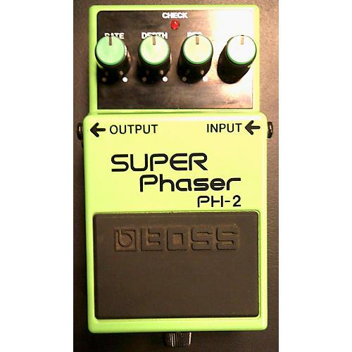 Boss PH2 Super Phaser Effect Pedal