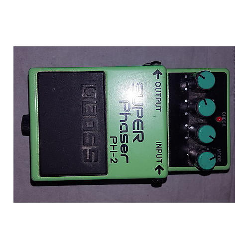 Boss PH2 Super Phaser Effect Pedal
