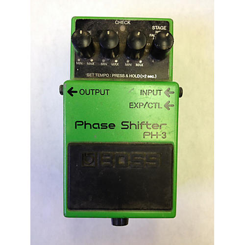 Boss PH3 Phase Shifter Effect Pedal-thumbnail