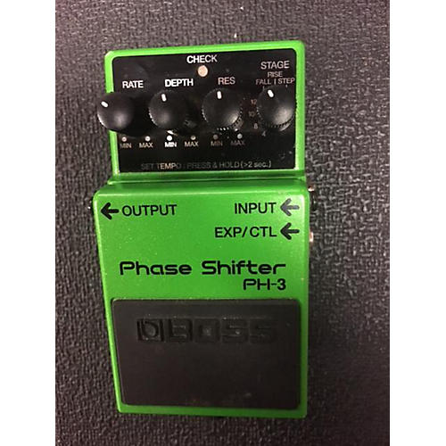 Boss PH3 Phase Shifter Effect Pedal-thumbnail