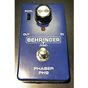 Behringer PH3 Phaser Effect Pedal