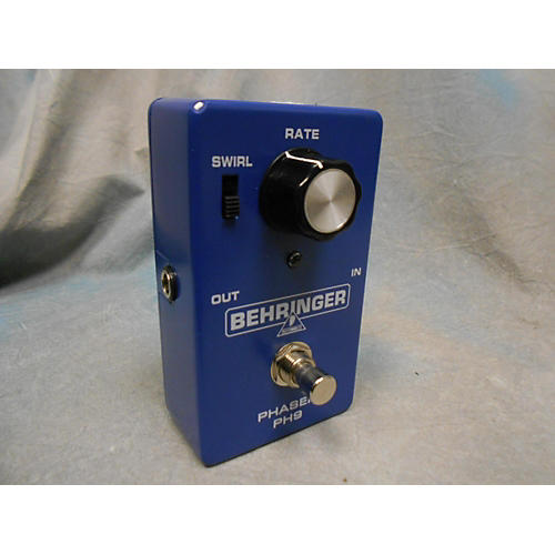 Behringer PH9 Classic 90-Degree Phase Shifter Effect Pedal-thumbnail
