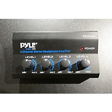 Pyle PHA40 Headphone Amplifier Signal Processor
