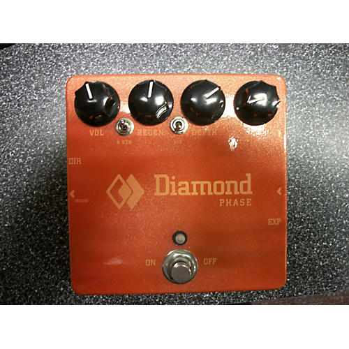 DIAMOND PEDALS PHASER Effect Pedal