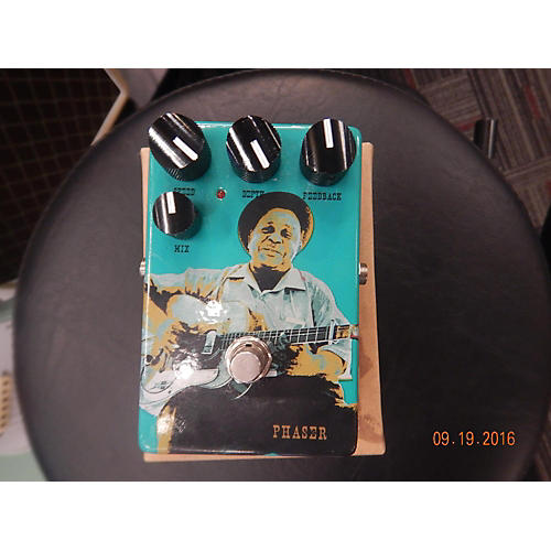 Big Joe Stomp Box Company PHASER Effect Pedal-thumbnail