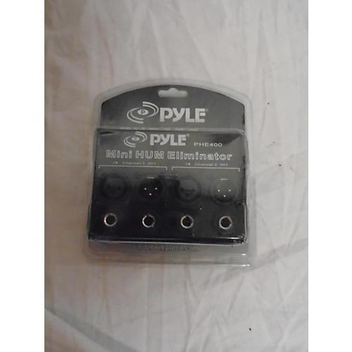 Pyle PHE400 Hum Eliminator Direct Box