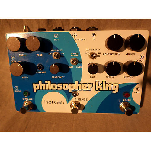 Pigtronix PHILOSOPHER KING Effect Pedal-thumbnail