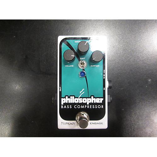 Pigtronix PHILOSOPHER  0