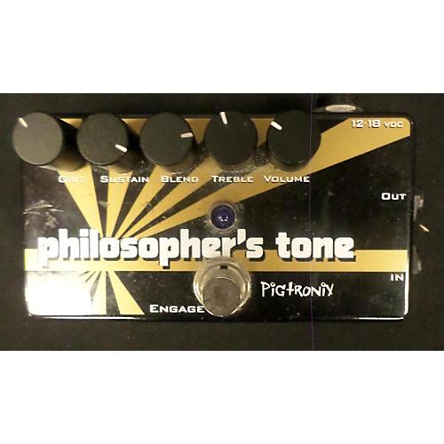 Pigtronix PHILOSOPHER'S TONE Effect Pedal-thumbnail