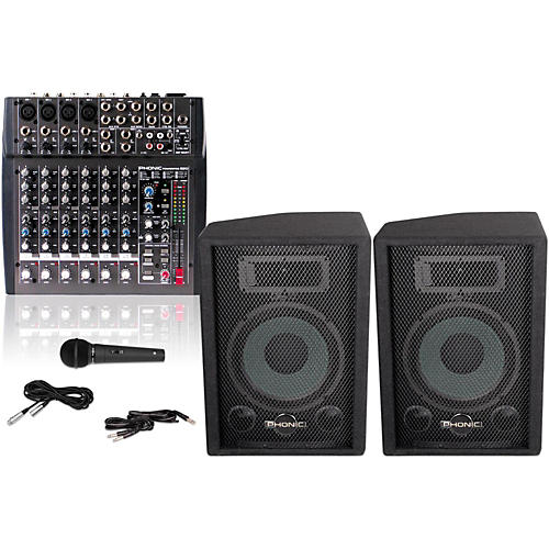 Phonic PHONIC KIT 502577 POWERPOD 820 S710 PA PACKAGE-thumbnail