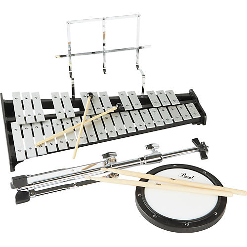 Pearl PK-900 Percussion Kit with Backpack Case-thumbnail