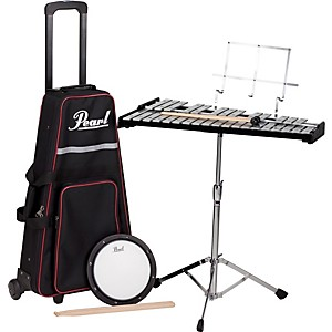 Pearl PK-900C Percussion Kit and Case with Wheels