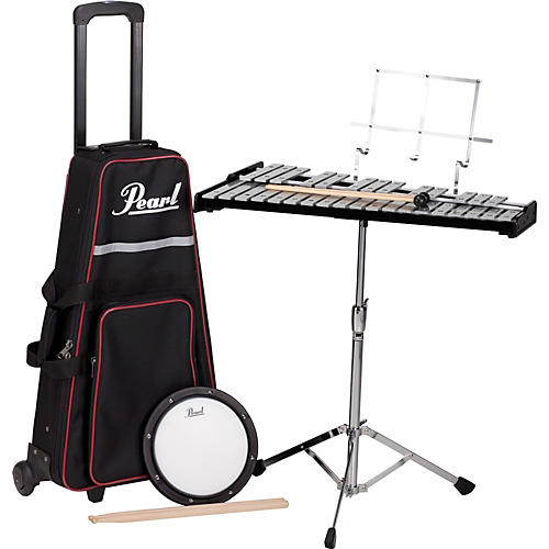 Pearl PK-900C Percussion Kit & Case with Wheels