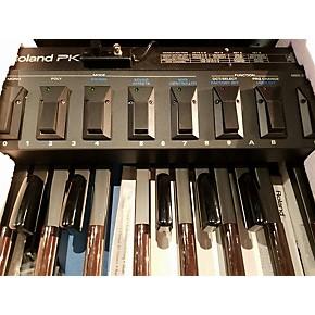 used roland pk5 a pedal board guitar center. Black Bedroom Furniture Sets. Home Design Ideas