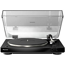Pioneer PL-30-K Audiophile Stereo Record Player with Phono EQ Level 1