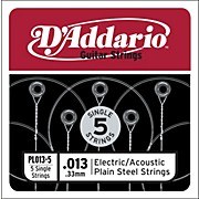 D'Addario PL0135 .0135 Guage String (10 PACK)