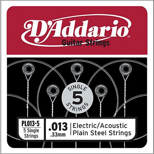 D'Addario PL0135 .0135 Guage String (10 PACK) .0135 Gauge