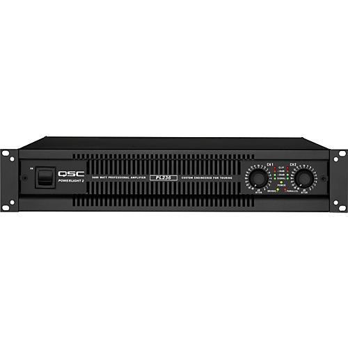 QSC PL236 Powerlight 2 Series Power Amplifier