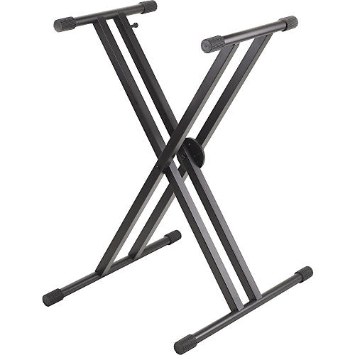Proline PL400 Double X-Braced Keyboard Stand-thumbnail