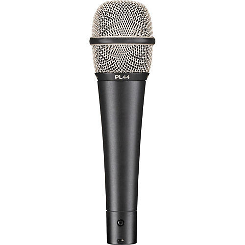 Electro-Voice PL44 Supercardioid Dynamic Microphone-thumbnail