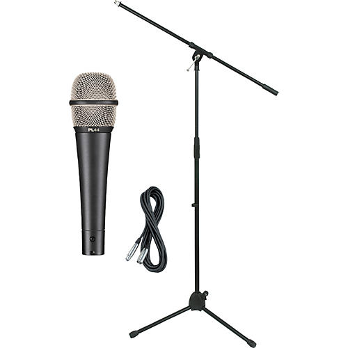 Electro-Voice PL44 with Cable and Stand-thumbnail