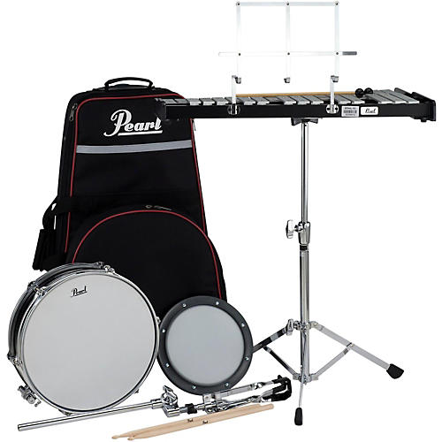 Pearl PL900C Percussion Learning Center & Case with Wheels-thumbnail