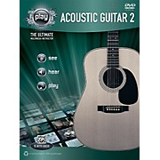 Alfred PLAY Series  Acoustic Guitar 2 Book & DVD