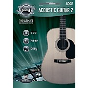 Alfred PLAY Series  Acoustic Guitar 2 DVD