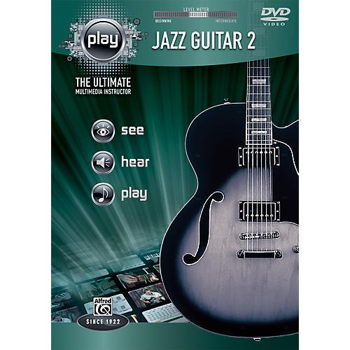 Alfred PLAY Series  Jazz Guitar 2 DVD