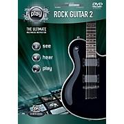 Alfred PLAY Series  Rock Guitar 2 DVD