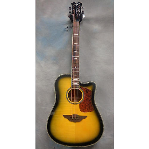Keith Urban PLAYER Acoustic Electric Guitar-thumbnail
