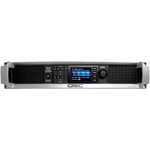 QSC PLD4.5 Multi-Channel System Processing Amplifier-thumbnail