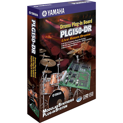Yamaha PLG150-DR Drums Plug-In Board