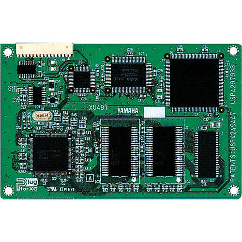 Yamaha PLG150-DX Vintage FM Synthesizer Expansion Board-thumbnail