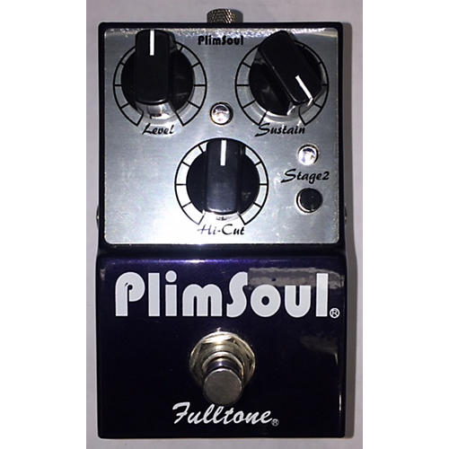 Fulltone PLS Plimsoul Distortion Effect Pedal-thumbnail