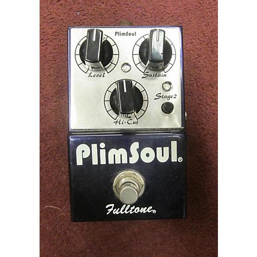 Fulltone PLS Plimsoul Distortion Effect Pedal