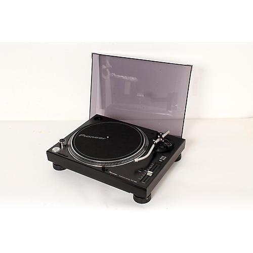 blemished pioneer plx 1000 professional turntable 888365934112 guitar center. Black Bedroom Furniture Sets. Home Design Ideas