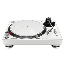 Pioneer PLX-500 Direct-Drive Professional Turntable White Level 1