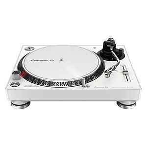 Pioneer PLX-500 Direct-Drive Professional Turntable White by Pioneer