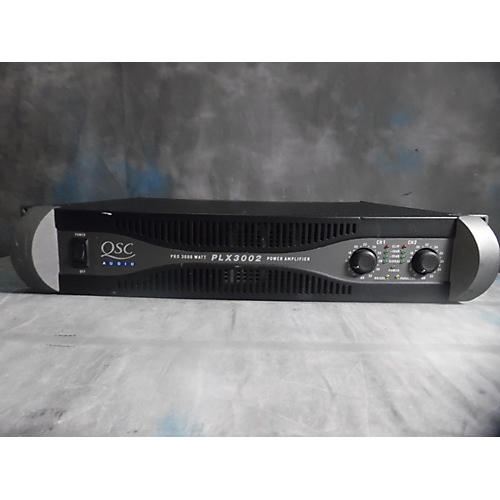 QSC PLX3002 Power Amp