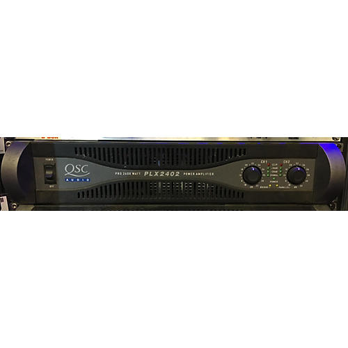 QSC PLX3402 Power Amp