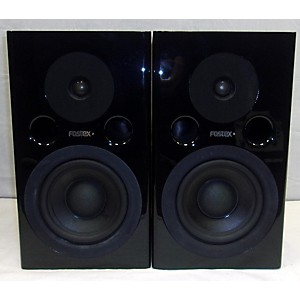 Pre-owned Fostex PM-1 MKii Pair Powered Monitor