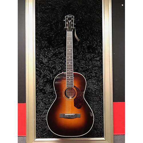 Fender PM-2 DLX Acoustic Electric Guitar-thumbnail