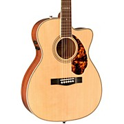 Fender PM-3 Limited Edition Mahogany Triple-0 Acoustic-Electric Guitar