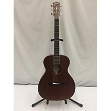 Fender PM-TE STD Travel Acoustic Electric Guitar