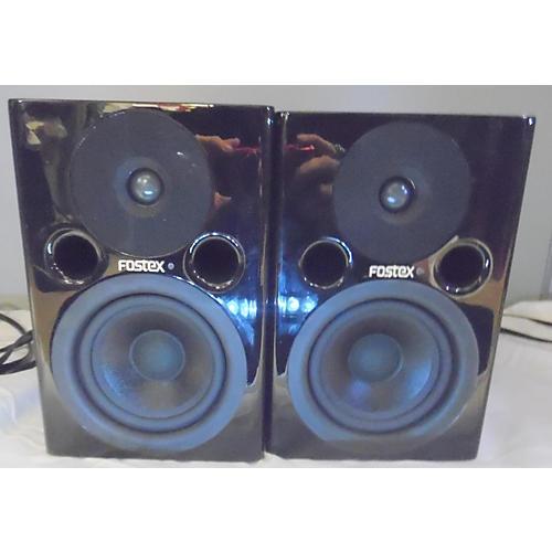 Fostex PM0.4 (PAIR) Powered Monitor-thumbnail