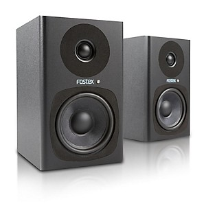 Fostex PM0.4d Powered Studio Monitor Pair